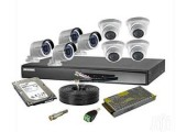 CCTV & Security System Installation and Technical Support.