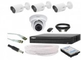 Dahua 1 Camera System Package No-01
