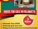 House for sale palawatta