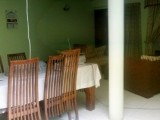 Fully Tiled Downstairs house for rent - Near Mount Lavinia Police / Ratmalana Sri Dharmarama Road