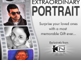 KN CREATIONS - Portraits & Graphic Designing