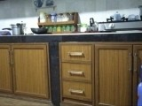 Aluminium kitchen pantry for sale