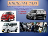 MIRIGAMA TAXI SERVICE