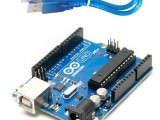 Arduino UNO Board with Cable
