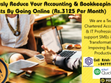 Seriously Reduce Your Business Accounting/Bookkeeping Costs