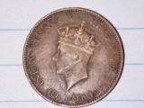 Old Ceylon Coin King George VI