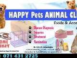 Happypets Animal Clinic Dehiwala