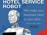 COMMERCIAL HOTEL SERVICE ROBOT