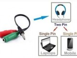 Headphone Sound-MIC Separator