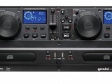 GEMINI CDX-2250i Professional DJ Multimedia CD Player with USB Inputs