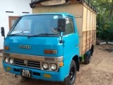 Isuzu Isuzu Single Wheel Lorry 1980