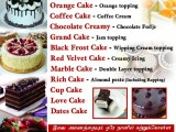 One day cake making class