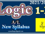 Logic Classes (English Medium) 2022/2023